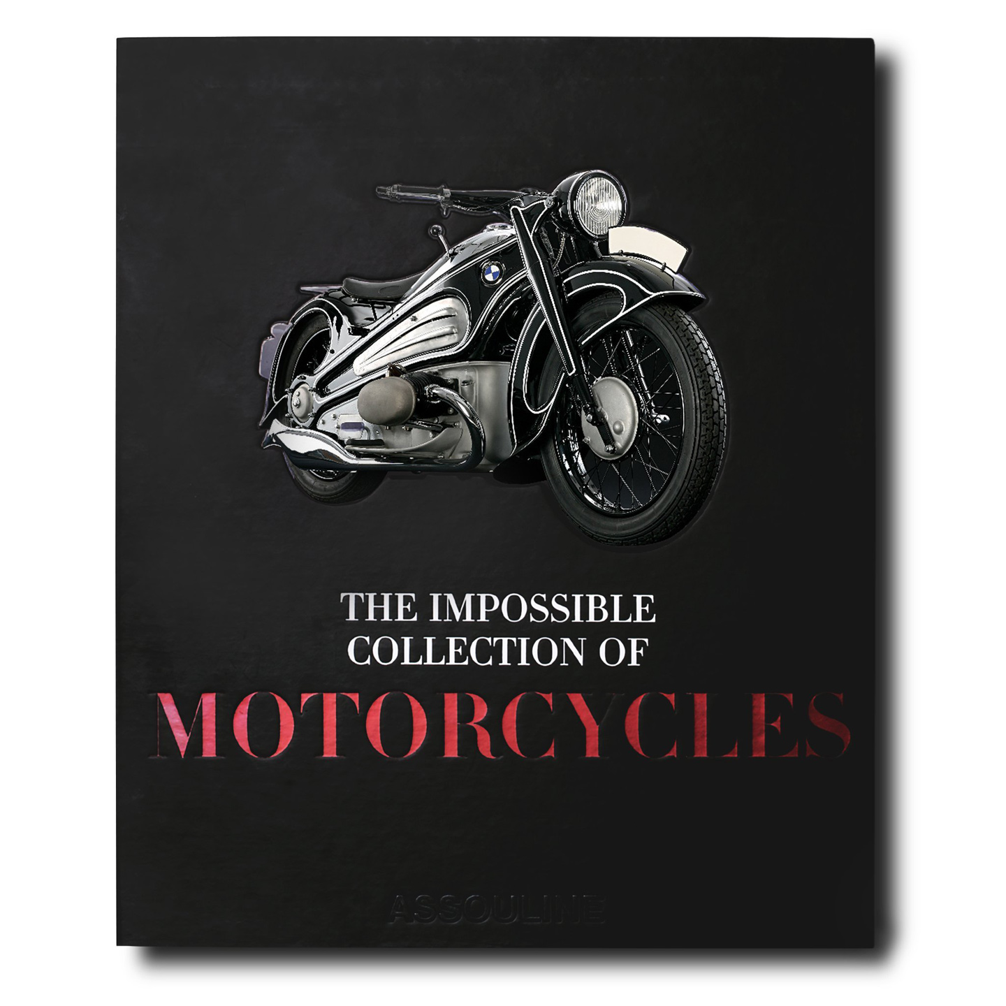 THE IMPOSSIBLE COLLECTION OF MOTORCYCLES on leo edit