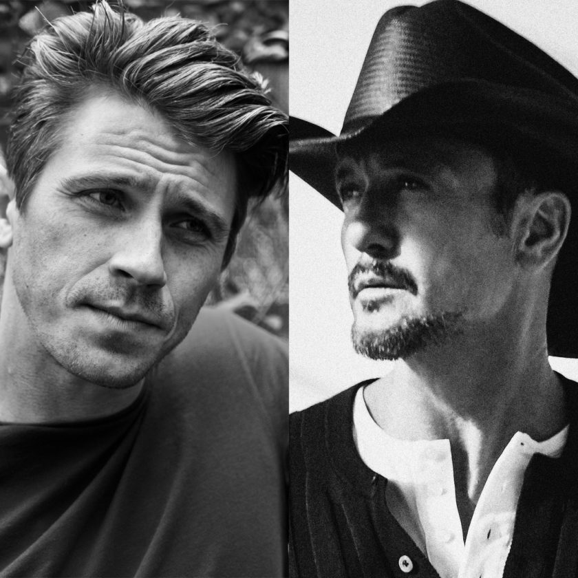 Garrett Hedlund & Tim McGraw on Fatherhood